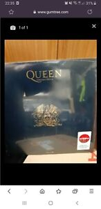 QUEEN GREATEST HITS II- 2LP BLUE COLOUR VINYL - HOLLYWOOD RECORDS USA - NEW