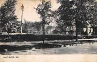 Fort Wayne Indiana 1908 Postcard Old Fort Place