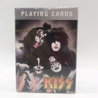 Aquarius KISS Playing Cards  Brand New In Package Official Poker Size Cards 2007