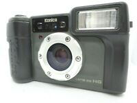 【Exc+++++】Konica Genbakantoku 28 HG Point & Shoot Heavy Duty Film Camera JAPAN