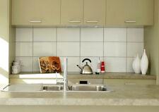 White Gloss Wall 200x300mm Ceramic Tile Bathroom Kitchen Laundry Wall