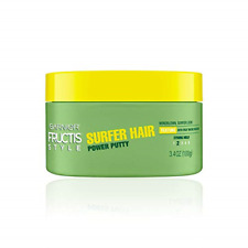 Garnier Fructis Style Power Putty Surfer Hair, 3.4 Ounce