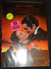 GONE WITH THE WIND w/8 pg  booklet-CLARK GABLE,VIVIEN LEIGH famous lovers-DVD