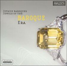 JEWELS OF THE BAROQUE ERA (NEW CD)