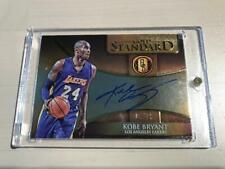 2016-17 Panini Gold Standard Kobe Bryant Auto #04/25