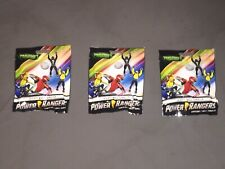 Power Rangers Mighty Wall Tumbler Blind Bag Lot