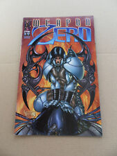 Weapon Zero (vol 2) 12 . Image 1997 . FN +