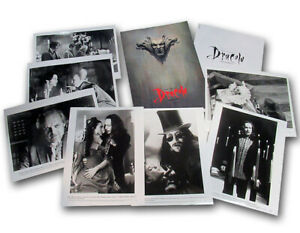Bram Stoker's Dracula Original press kit Gary Oldman Keanu Reeves Winona Rider