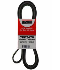 BANDO 7PK2470 Belt Fit DODGE RAM 1500 2500 3500 98-02 DAKOTA 98-03 DURANGO 98-03