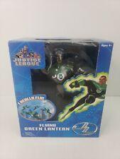DC Justice League Flying Green Lantern Figure NIB 2003 Fusion Toys