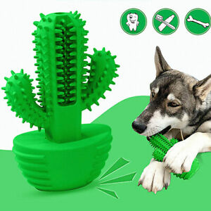 GWALSNTH Dog Chew Toy Toothbrush Stick Teeth Cleaning Toys for Medium Large Dogs