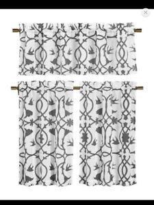 Kitchen Curtain / Valance Set