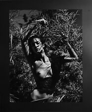 Patrick Demarchelier Limited Edition Photo Print 41x50cm Diana Dondoe B&W Nude