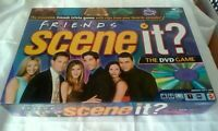 Friends Scene It DVD Board Game Family Fun Party Trivia Quiz Game by Mattel