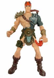 "Chap Mei Beast Raider Thunder Thor Barbarian 4"" Action Figure Savage Warrior"