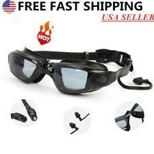 O Nation Clear Comfortable Swimming Goggles with Uv- Anti-Fog Swim Glasses