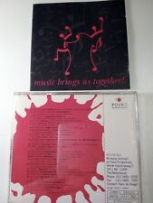 COMPILATION  -  MUSIC BRINGS US TOGETHER - CD