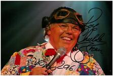 Roy Chubby Brown Signed 6x4 Photo Comedian Genuine Autograph Memorabilia + COA