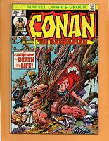 Conan The Barbarian # 41 VF+