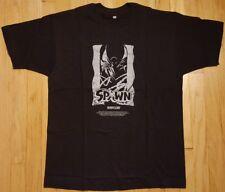 Nos vintage 1999 Spawn shirt L black Capcom 90s comic video game New Japan anime