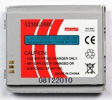 BATTERIA COMPATIBILE CON LG U880 LION 1000MAH SILVER - BATLG880-S