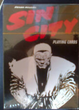 SIN CITY  PLAYING CARD DECK, POKER SIZE 2nd Edition