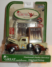 Gearbox the Great Outdoors 1942 Ford Pick-Up National Park Service Wild Life