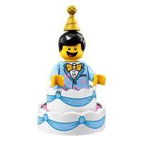 Birthday Cake Guy LEGO Minifigures Series 18 71021