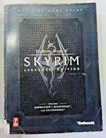 The Elder Scrolls V - Skyrim Legendary Edition - Prima Official Game Guide