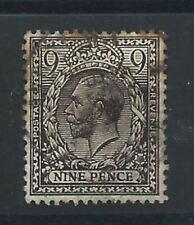 Grande Bretagne N°150 Obl (FU) 1912/22 - George V (Filigrane E)