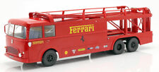 Norev 1970 Fiat Bartoletti 306/2 Transporter Ferrari from the movie Le Mans 1/18