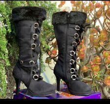 Funtasma Faux Suede Boots