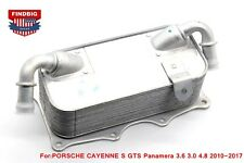 NEW Engine Oil Cooler 94810728122 for PORSCHE CAYENNE S GTS Panamera 3.6 3.0 4.8