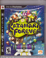 Katamari Forever - PlayStation 3 PS3 Platform Exclusive Action Adventure NEW