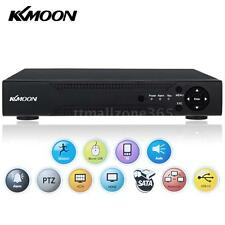 4CH Channel Full 1080N/720P AHD DVR HVR NVR HD 2000TVL CCTV Security System E1V2