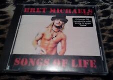 Songs of Life by Bret Michaels (CD, May-2003, Poor Boy Records)