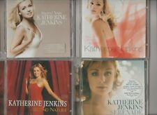 Katherine Jenkins Second Nature / Sacred Arias / Serenade / Ultimate Collection