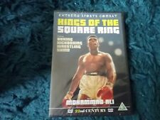 extreme sports kings of the square ring, boxing,kickboxing,wrestling, sumo dvd