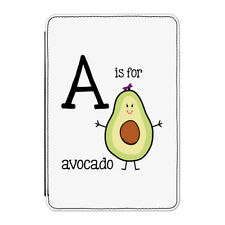 A Is For Avocado Case Cover for Kindle Paperwhite - Funny Alphabet Cute