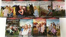 HEARTLAND: Seasons 1-9 (Seasons 1 2 3 4 5 6 7 8 9) DVD  Visa/MC Pay only