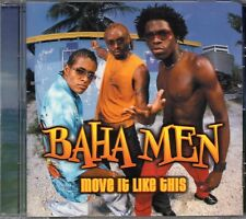 Baha Men - Move It Like This (2002 CD) New