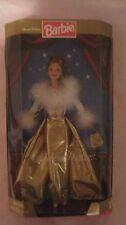 Muñeca Barbie Dorado Waltz Edición Especial en Oro Vestido de Mattel 1998 Nuevo