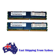 IBM 4GB (2X2G) PC2-5300F DDR2-667 Fully buffered ECC Server Memory FRU 39M5790