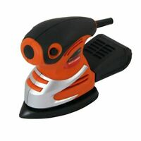 130W ELECTRIC DETAIL PALM MOUSE SANDER WITH 1 SANDING PAD