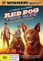 Red Dog True Blue DVD NEW Region 4 Bryan Brown Levi Miller