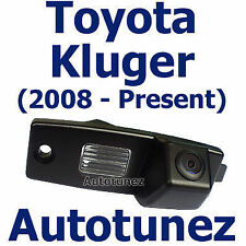 Car Reverse Rear Backup Parking Camera Toyota Kluger Tunezup
