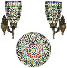 Somil Descorative Interior Light Set Ornamented With Colorful Chips-zdQ