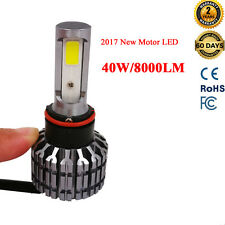 60W Motorcycle LED Headlight H4 H6 Hi/Lo Moto Bike 8000LM for Honda Yamaha