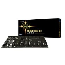 Biostar TB360-BTC + LGA1151 Sodimm DDR4 8 D GPU tarjeta madre Minería Gpu De Soporte