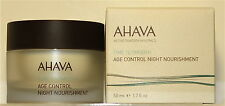 Ahava Time To Smooth Age Control Night Nourishment (50ml)